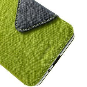 Safety pouzdro s okýnkem pro Samsung Galaxy Grand Prime - zelené - 6