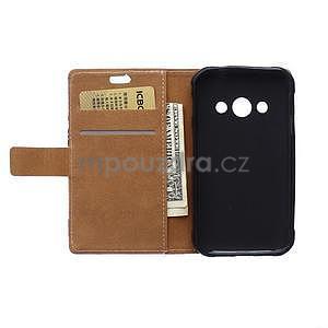 Peněženkové pouzdro na Samsung Galaxy Xcover 3 - staré auto - 6