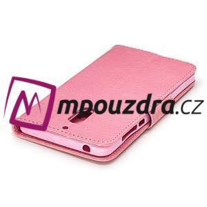 BadBeer peněženkové pouzdro na Nokia 6 - růžové - 6