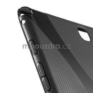 X-line gelový obal na tablet Samsung Galaxy Tab A 9.7 - černý - 6