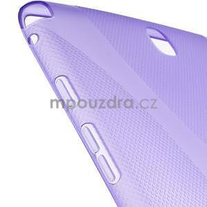 X-line gelový obal na tablet Samsung Galaxy Tab A 9.7 - fialový - 6