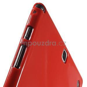 Classic gelový obal pro tablet Samsung Galaxy Tab A 9.7 - červený - 6