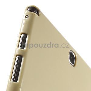 Classic gelový obal pro tablet Samsung Galaxy Tab A 9.7 - žlutý - 6