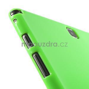 Classic gelový obal pro tablet Samsung Galaxy Tab A 9.7 - zelený - 6