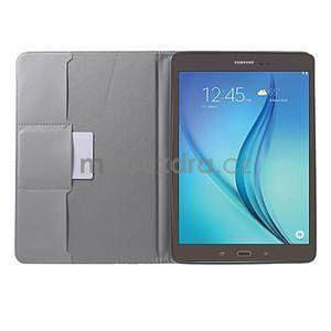 Stines pouzdro pro Samsung Galaxy Tab A 9.7 - kytice - 6