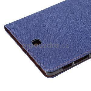 Jeans pouzdro na tablet Samsung Galaxy Tab S2 9.7 - tmavěmodré - 6