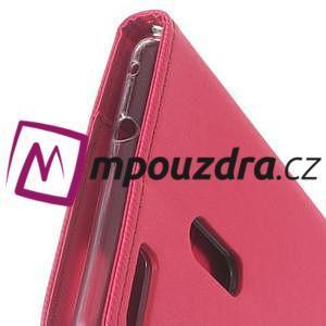 Diary peněženkové pouzdro na mobil Asus Zenfone 3 Ultra - rose - 6