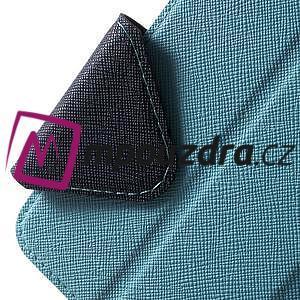 Diary pouzdro s okýnkem na mobil Asus Zenfone 3 ZE520KL - světlemodré - 6