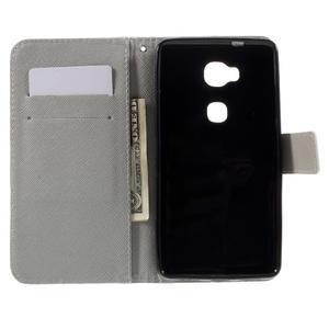 PU kožené pouzdro na mobil Honor 5X - boom - 6