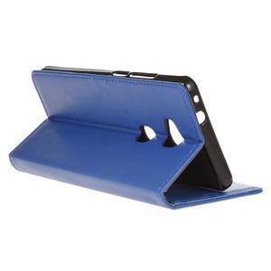 Craz peněženkové pouzdro na Honor 5x - modré - 6
