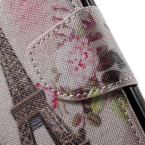 Wall peněženkové pouzdro na LG K10 - Eiffelova věž - 6