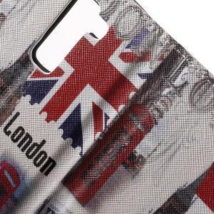 Wall peněženkové pouzdro na LG K10 - Big Ben - 6