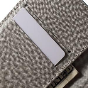Wall peněženkové pouzdro na LG K10 - kamufláž - 6