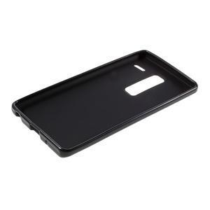 Matný gelový obal na mobil LG Zero - černý - 6