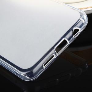 Matný gelový obal pro Samsung Galaxy A3 (2016) - bílý - 6