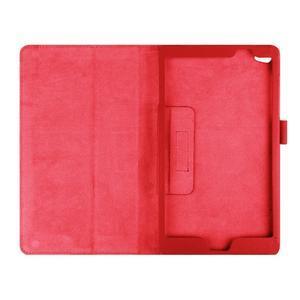 Safe polohovatelné pouzdro na tablet Huawei MediaPad M2 8.0 - červené - 6