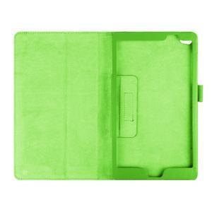 Safe polohovatelné pouzdro na tablet Huawei MediaPad M2 8.0 - zelené - 6