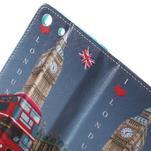 Stand peněženkové pouzdro na Sony Xperia M5 - Big Ben - 6/7