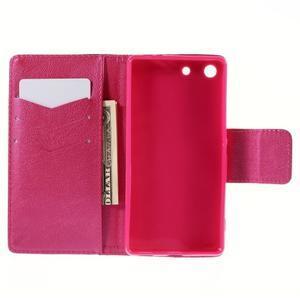 Crafty peněženkové pouzdro na Sony Xperia M5 - magic - 6