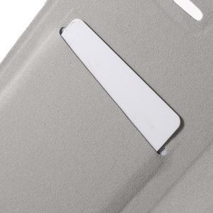 Horse peněženkové pouzdro na Asus Zenfone Selfie ZD551KL - černé - 6