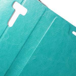 Horse peněženkové pouzdro na Asus Zenfone Selfie ZD551KL - modré - 6