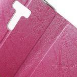 Lines pouzdro na mobil Asus Zenfone Selfie ZD551KL - rose - 6/7