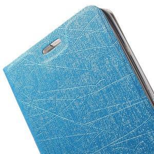Lines pouzdro na mobil Asus Zenfone Selfie ZD551KL - světlemodré - 6