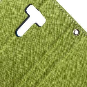 Mr. Goos peněženkové pouzdro na Asus Zenfone Selfie ZD551KL - zelené - 6