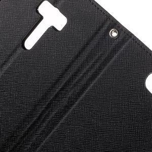 Mr. Goos peněženkové pouzdro na Asus Zenfone Selfie ZD551KL - černé - 6