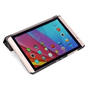 Třípolohové pouzdro na tablet Huawei MediaPad M2 8.0 - Eiffelova věž - 6