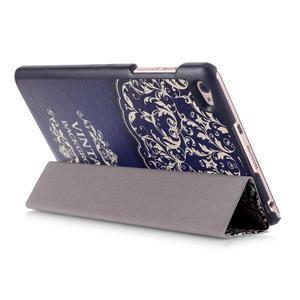 Třípolohové pouzdro na tablet Huawei MediaPad M2 8.0 - vintage - 6