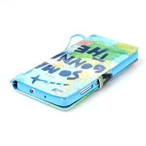 Picture PU kožené pouzdro na Huawei P8 Lite - world - 6