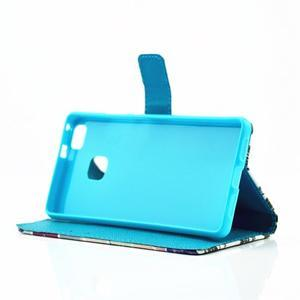 Knížkové pouzdro na mobil Huawei P9 Lite - tomorrow - 6