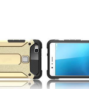Extreme outdoor obal na Huawei P9 Lite - zlatý - 6