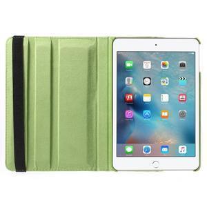 Cyrc otočné pouzdro na iPad mini 4 - zelené - 6