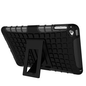 Outdoor odolný obal na tablet iPad mini 4 - černý - 6
