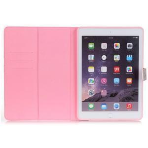 Knížkové pouzdro na tablet iPad mini 4 - nedotýkat se - 6
