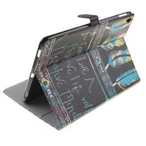 Knížkové pouzdro na tablet iPad Pro 9.7 - tribal - 6