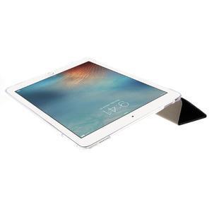 Trifold polohovatelné pouzdro na tablet iPad Pro 9.7 - černé - 6