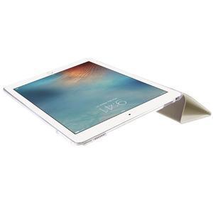 Trifold polohovatelné pouzdro na tablet iPad Pro 9.7 - bílé - 6