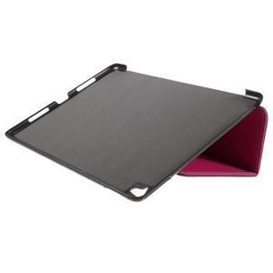 Clothy PU textilní pouzdro na iPad Pro 9.7 - rose - 6