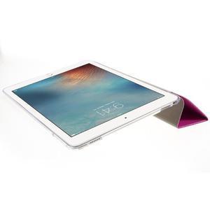 Trifold polohovatelné pouzdro na tablet iPad Pro 9.7 - rose - 6