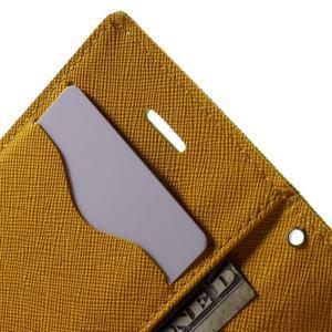 Fancys PU kožené pouzdro na iPhone 4 - zelené - 6