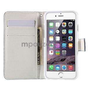 Cool style pouzdro na iPhone 6s a iPhone 6 - stříbrné - 6