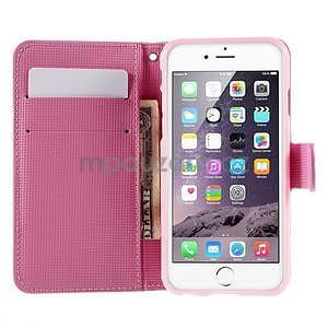 Cool style pouzdro na iPhone 6s a iPhone 6 - růžové - 6