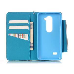 Royal pouzdro na mobil s magnetickou sponou na LG Leon - colorid - 6