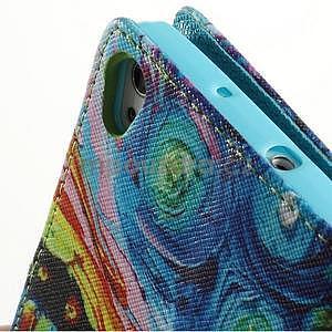 Obrazové peněženkové pouzdro na Huawei Ascend P7 - loďka - 6