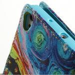Obrazové peněženkové pouzdro na Huawei Ascend P7 - loďka - 6/7