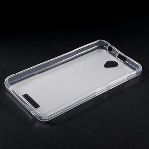 Gelový obal na mobil Lenovo A5000 - transparentní - 6