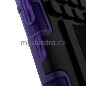 Odolné pouzdro na Lenovo K3 Note a Lenovo A7000 - fialové - 6